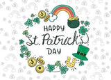 St. Patrick's Day Postcard, St. Patrick's Day Postcards for sale, Happy St. Patrick`s Day postcard, Good Luck to You on St. Patrick's Day Postcard