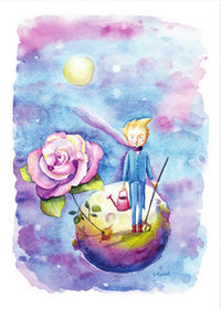 little prince postcard, The Little Prince post cards
