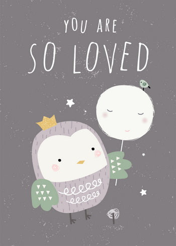 you are so loved postcard, love postcard, love you postcard,