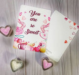 "Valentine ""You are so sweet"""