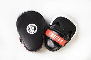 Leather Focus Mitts