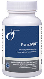 PharmaGABA™ 60 Chewable tablets