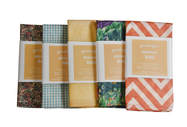 Beeswax Bags Singles