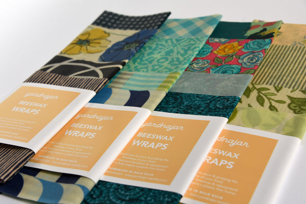 Beeswax Wrap Packs