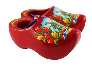 Open image in slideshow, Souvenir Wooden Shoes (Extra Large)