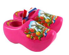 Load image into Gallery viewer, Souvenir Wooden Shoes (Medium)