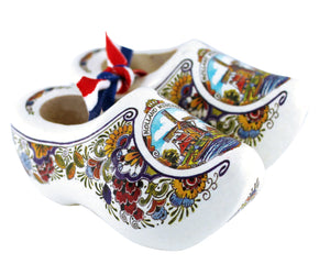 Souvenir Wooden Shoes (Small)