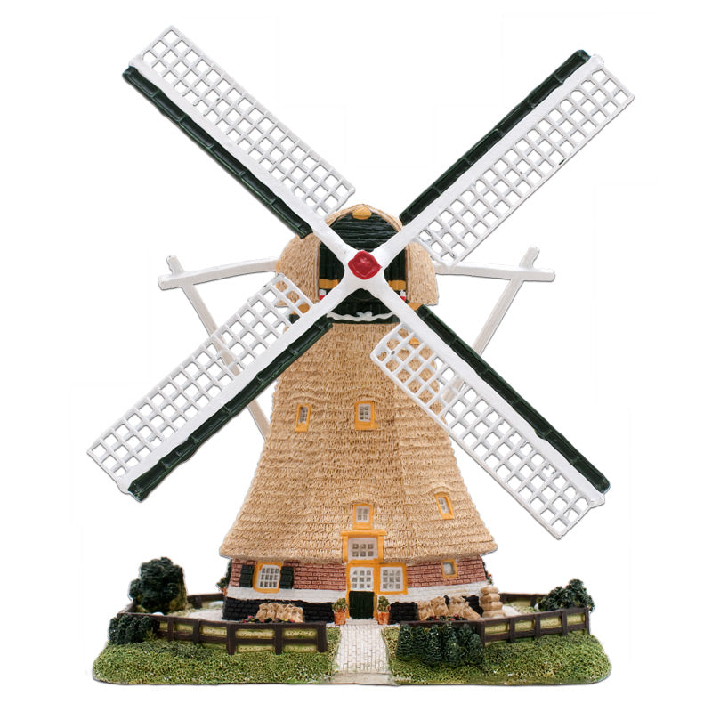 Thatched Windmill