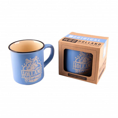 Campmug Blue - Holland