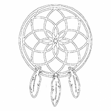 SILHOUETTE DREAMCATCHER JAR DREAMCATCHER