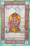 GANESHA TRADITIONAL TAPESTRY MULTI COLOR