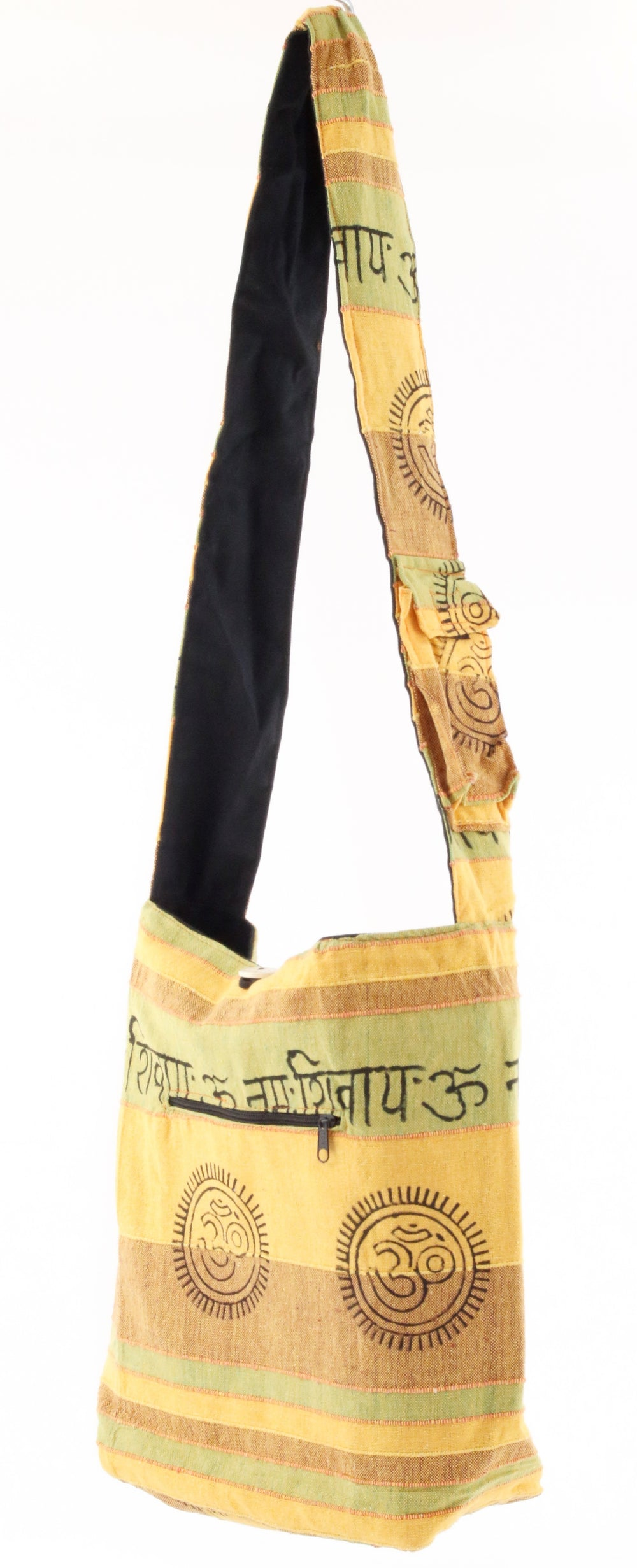 OM SYMBOL BAG YELLOW