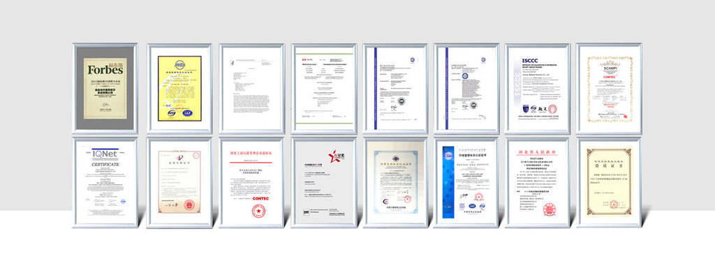 contec certifications
