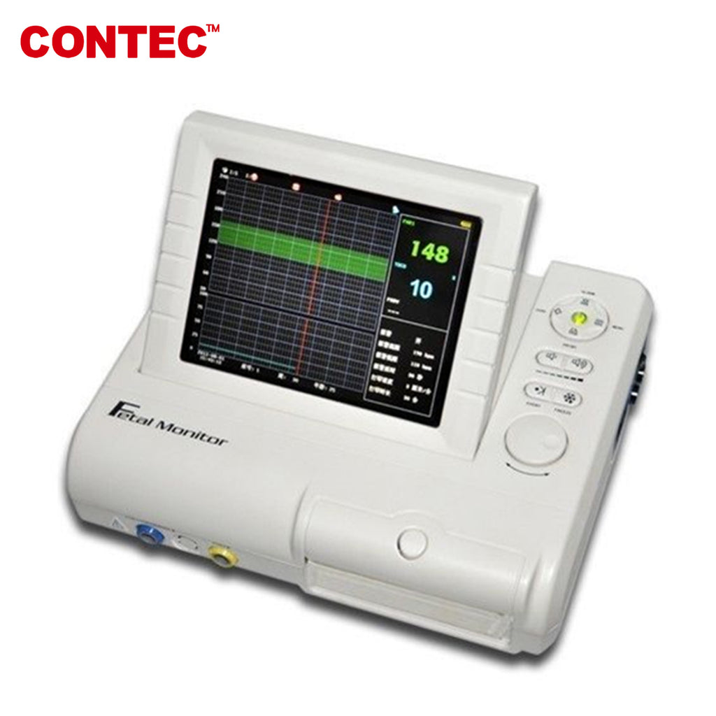 Patient Fetal Monitor 24Hour Monitoring Fetal Heart Rate Prenatal Fetal Movement CMS800G - contechealth