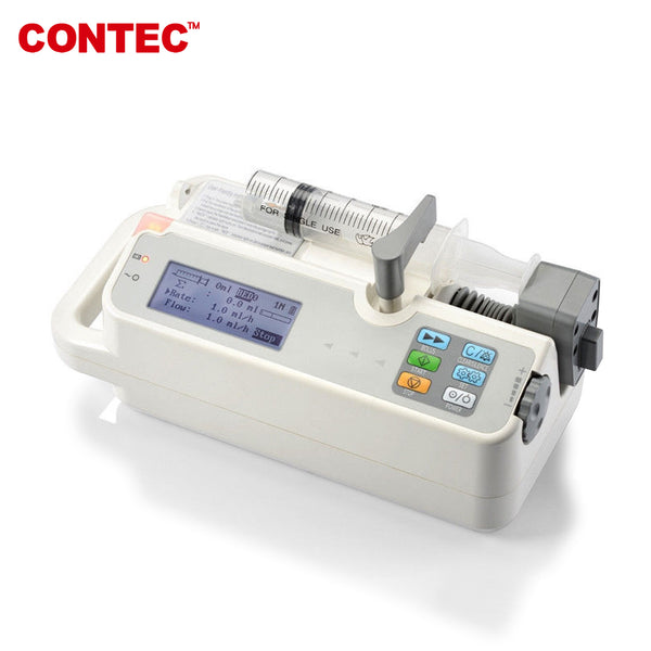 SP900 Newest Digital Injection Syringe Pump Machine,Perfusor Compact Pump - contechealth
