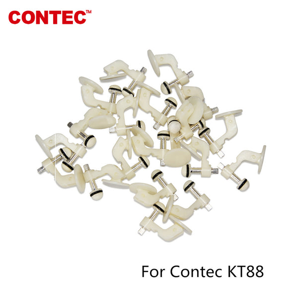 10pcs BridgeType EEG Electrodes For CONTEC EEG&Mapping KT88,KT88-2400,KT88-3200 - CONTEC