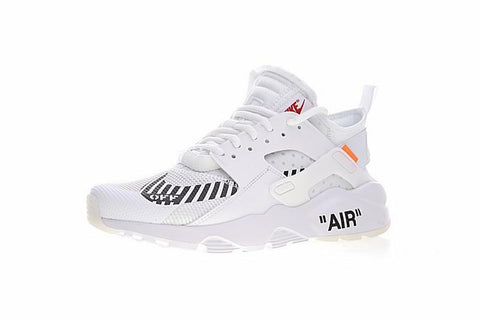 Off-White Nike Huarache Ultra's (White) - The Hype Hotel