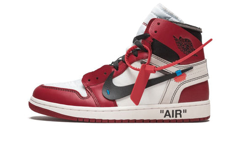 "Off-White x Air Jordan 1 OG ""Chicago"" - The Hype Hotel"