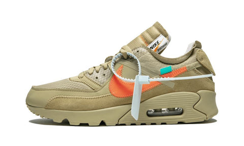 "Off-White x Nike Air Max 90 ""Desert Ore"" - The Hype Hotel"