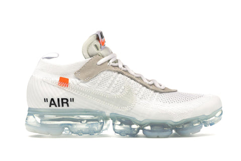 Off-White x Nike Vapormax White - The Hype Hotel