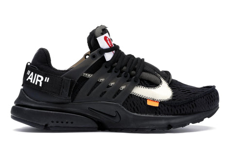 Nike Air Presto x Off-White Black - The Hype Hotel