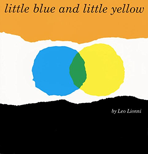 Little blue and little yellow book