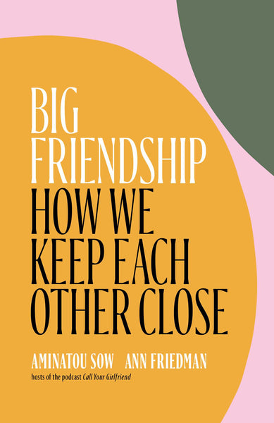 Big Friendship book