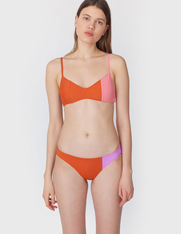 Elsa Bikini Top Terra & Confection