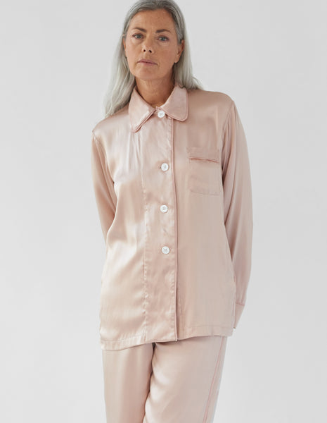 Kate Pajama Top Bare