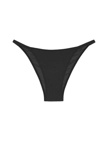 Bisoux Panty Black