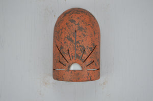 8'' Hood-Sunrise-Copper Brick-Indoor-Outdoor