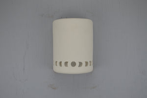 9'' Bullets-White-Architectural open top-113 206 401 90