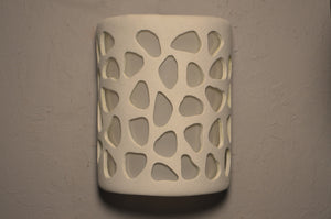 Southwest ceramic lighting-contemporary mid century modern