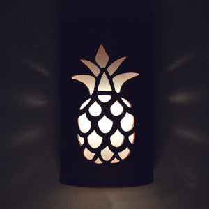 southwest ceramic lighting,Pineapple,Antique Copper