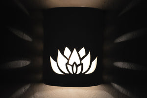 lotus flower-white-indoor-outdoor-night 113 LF 401 90
