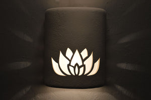 lotus flower-white-indoor-outdoor-lit113 LF 401 90