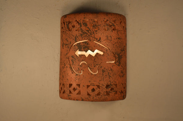 Spirit Bear w/ Monterey Border desgins-Copper Brick-Indoor/Outdoor