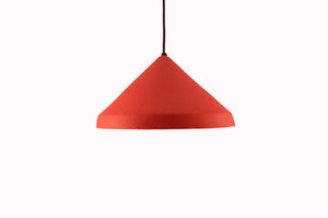 Pendant Cone 13''-Asian Red (2)
