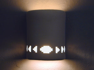 wall sconce-Southwest Side Steps-Silver Road-indoor-outdoor