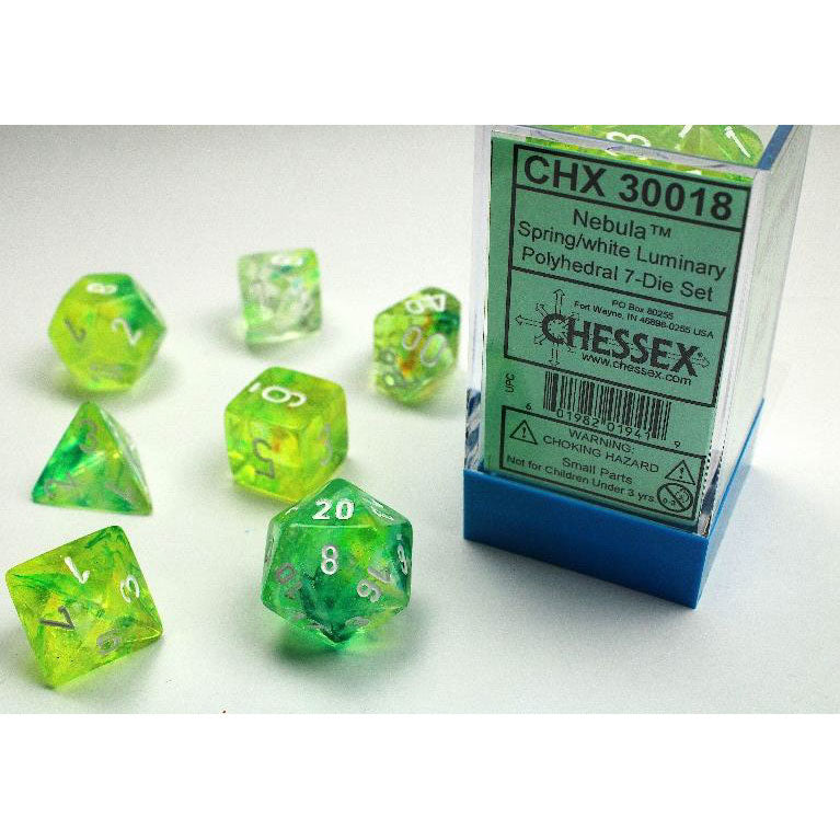 Chessex Nebula Spring/White