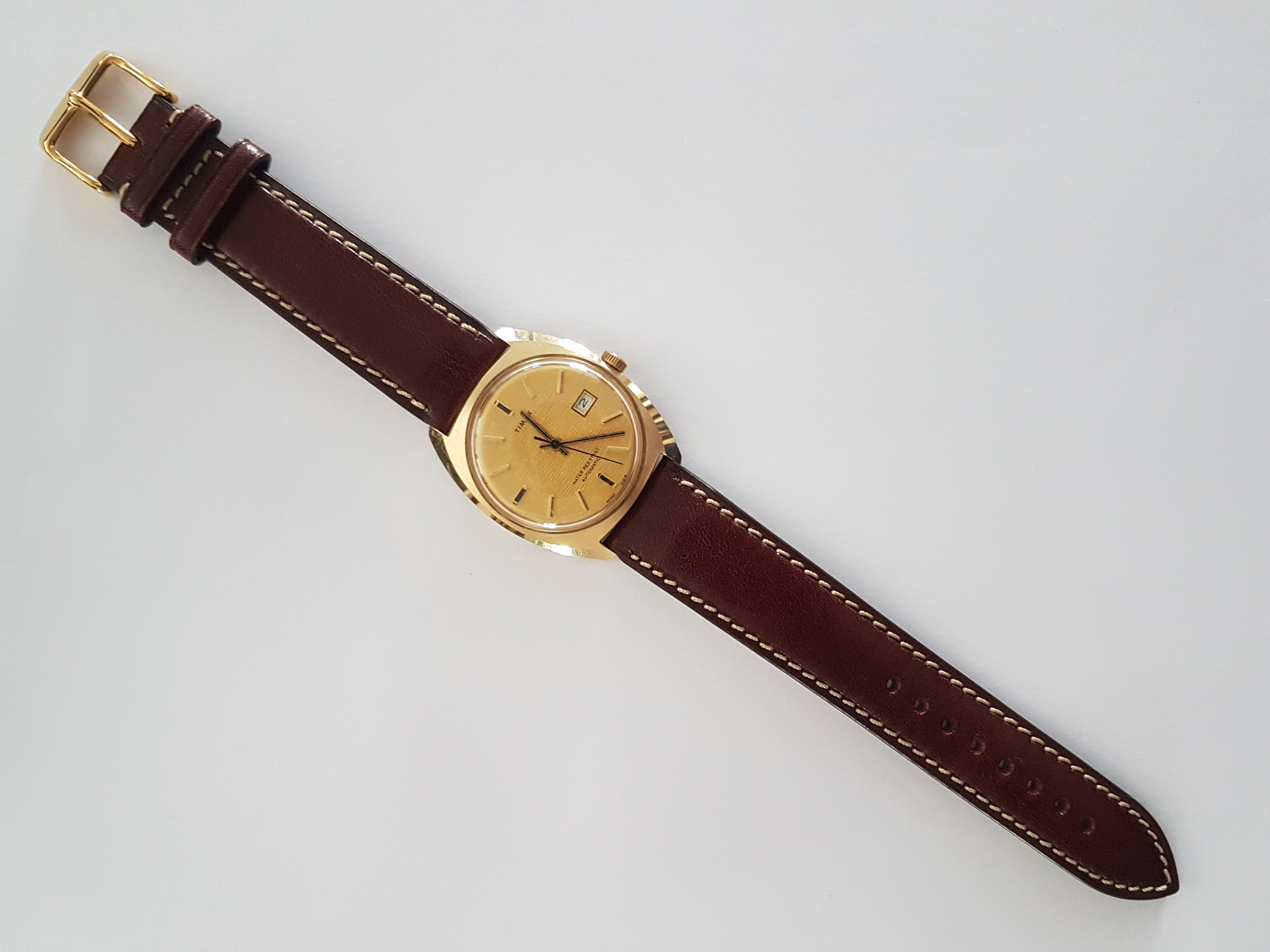 1950's Timex - Watch Off The Cuff