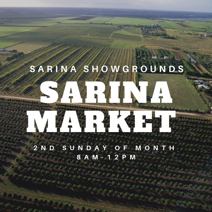 Sarina Markets - Last Sunday of the Month