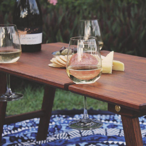 Boho Wine Table