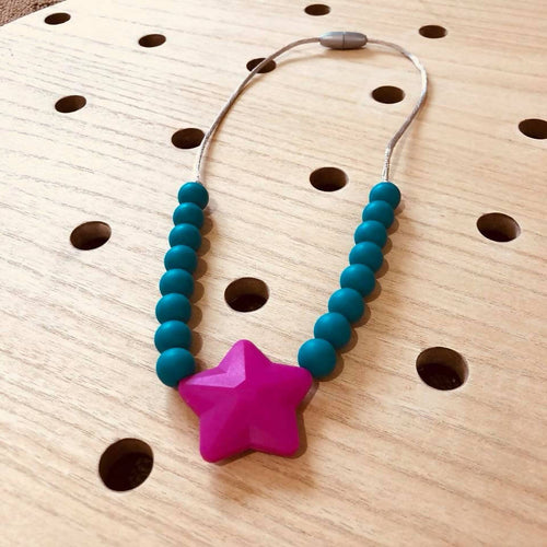 Kids SIlicone Necklaces