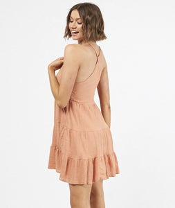 Little Peachy Sundress