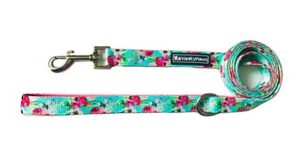 Minty Bouquet - Dog Collar, Walking Lead