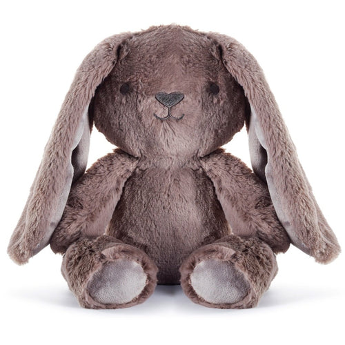 Stuffed Animals Plush Toys Earth Taupe Bunny - Byron Bunny Huggie