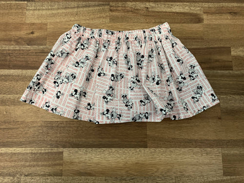 Toddler Skirt - Minnie Mouse