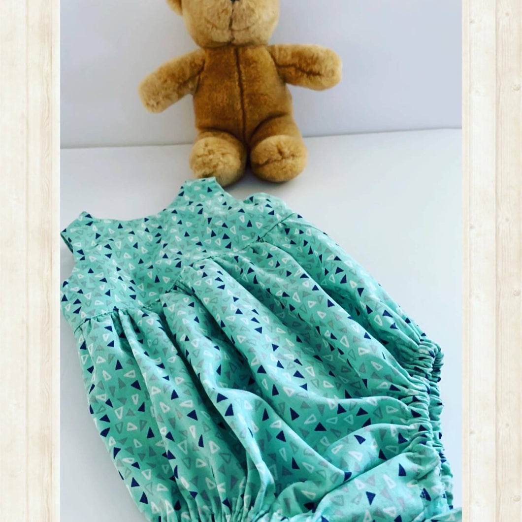 Baby Rompers - Mint Green Size