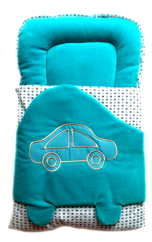 Cotton Car Shape Sleeping Bag For Babies Best Price In Pakistan